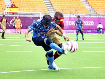 【PLAY BACK TOKYO】ブラインドサッカー初代代表の黒田智成が決めた! 過去と未来をつなぐスーパーゴールの裏側